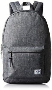 6617847cfb9f Herschel Supply Co. Settlement Backpack in Raven Crosshatch