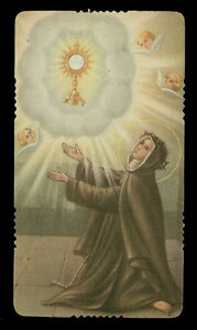 santino-holy card ediz. AR n.2084 S.VERONICA GIULIANI - ITALIA, Italia - i will rfound with paypal - ITALIA, Italia