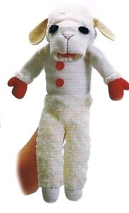 Lamb-Chop-Plush-Body-Puppet-by-Aurora-World-17-Inches-NWT-Style-15083