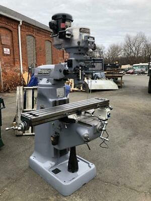 Recondition Bridgeport Milling Machine 2hp