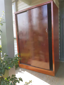 Wooden wardrobe for sale Mitcham Whitehorse Area Preview