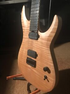 Schecter km6 mkii Fishman Fluence **trade for axe fx, kemper**
