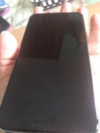I phone X - silver/white