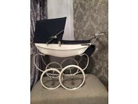 Silver cross pram excellent condition.. my wee boy has outgrown it now. FREE!