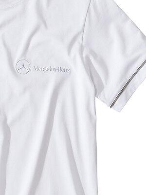 Mercedes-Benz T-Shirt für Herren in weiß - Größe L