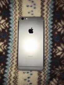 iPhone 6 Plus 16 gig space grey giff gaff