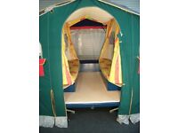 Trailer tent- good condition