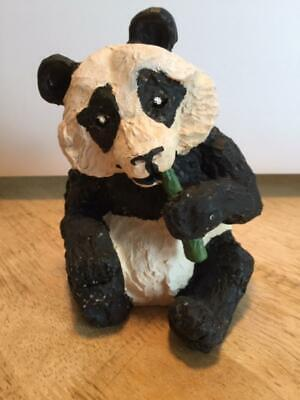 Sculpture of Ling Ling the Panda by Phillip Ratner (Phillip Ratner)