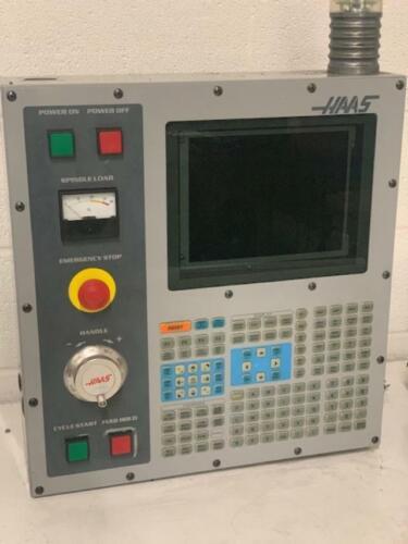 Haas Operator Control Panel, 2002, VF0 VF1 VF2 VF3 TM1 TM2 TM3 VF4 VF5 VF6 VF7