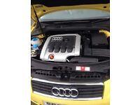 Swap Audi A3 Tdi sport swap