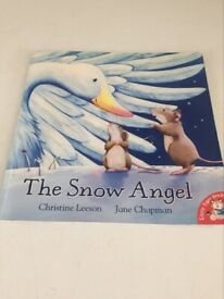 the snow angel storybook