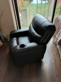 Kids reclining chair