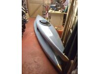 Two Adult 14ft KAYAK'S in good condition