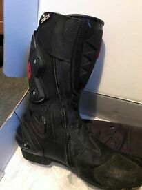 Men's bike sidi boots size 10 1/2