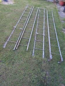 Galvanized Ladder Lathlain Victoria Park Area Preview