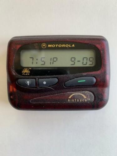 Motorola AirTouch Pager Beeper