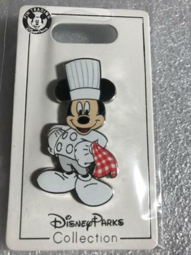DISNEY CHEF MICKEY MOUSEL PIN