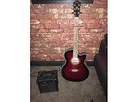 Ibanez Electric Acoustic Guitar