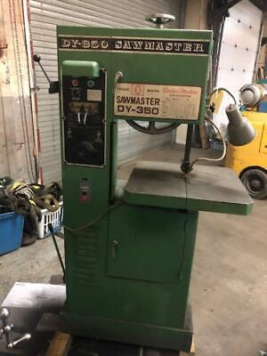 Dy-350 Sawmaster Metal Bandsaw 10