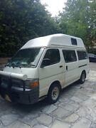 1997 Toyota Hiace Van/Minivan Wahroonga Ku-ring-gai Area Preview