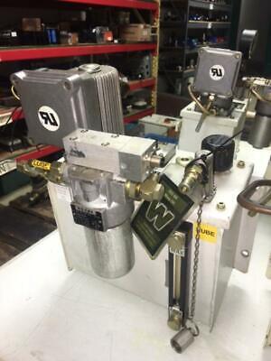 Vogel Central Automatic Lubricator Mfe5-bw7-v71 Mfe5-v70-a Pump 265460v