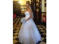 DYLAN MCQUEEN WEDDING DRESS