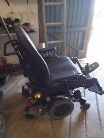 Invacare TDX SP2 Power Electric Wheelchair
