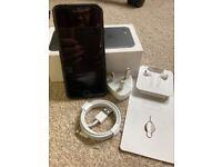Apple IPhone 7, 32gb, black used.