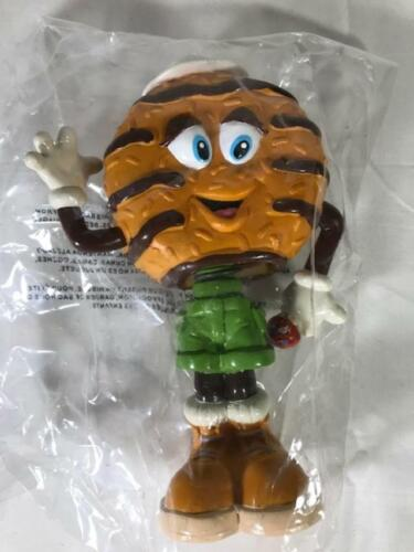 """2004 Little Brownie Bakers Samoa Bobble Head 6 1/4 """" New Free Shipping"""