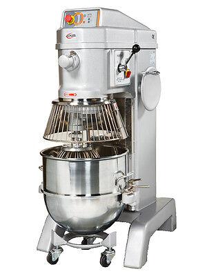 Brand New Axis Ax-m60 60 Qt Quart Planetary Dough Mixer - Free Shipping