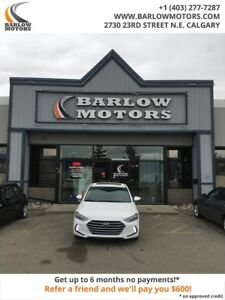 2018 Hyundai Elantra Se|Sunroof|Alloys|ONLY 11,000km!!|Back up c