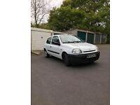 Renault Clio 1.2 8v 2000