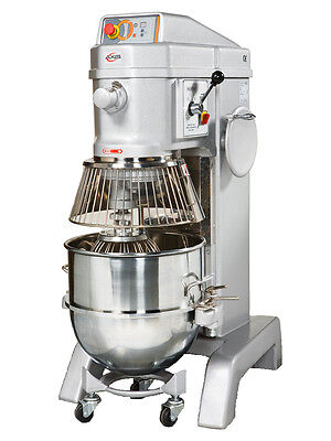 Brand New Axis Ax-m80 80 Qt Quart Planetary Dough Mixer - Free Shipping