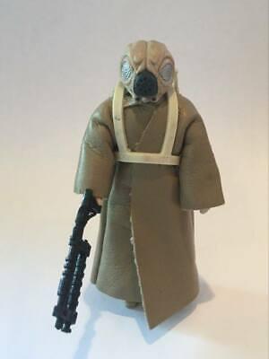 Vintage Star Wars Zuckuss Figure