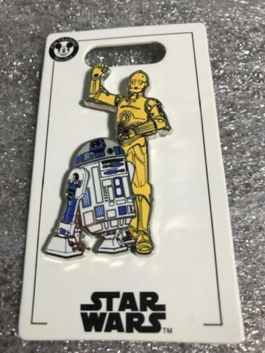New Star Wars R2D2 C3PO Disney Land Paris Dlrp Dlp December 2019 Pin