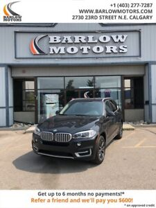 2017 BMW X5 xDrive35i|Premium|Sunroof|Navi|Low Mileage!
