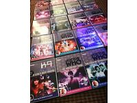 Classic Doctor Who DVD's