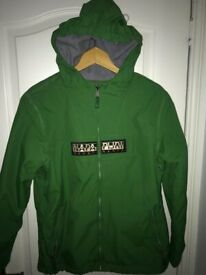 Napapjiri Full Zip Rainforest Jacket, Aged 14, Excellent Condition. Cost £130, accept £47 ono