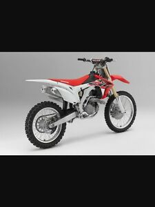 Looking for blown up dirt bikes