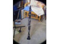 Buffett Bb clarinet suitable for beginner or intermediate player