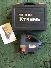 Challenge extreme 750 watt jigsaw & case