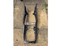 Honda Fireblade 2008 tail frame