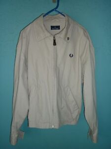 Fred Perry jacket - small