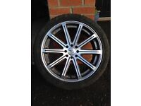 "18"" FORD VW Audi Alloy Wheels"