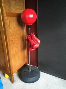Punching ball set Red Hill South Canberra Preview