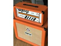 Orange AD30htc with ppc 212 cab