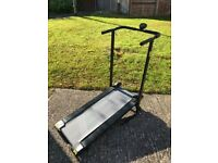 Treadmill - OPTI, non-motorised, folding