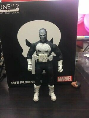 Mezco SDCC 2018 Exclusive Marvel Punisher Special Ops Edition ONE:12 in stock