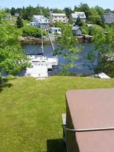 Mooring point and dock for rent. (Herring Cove)