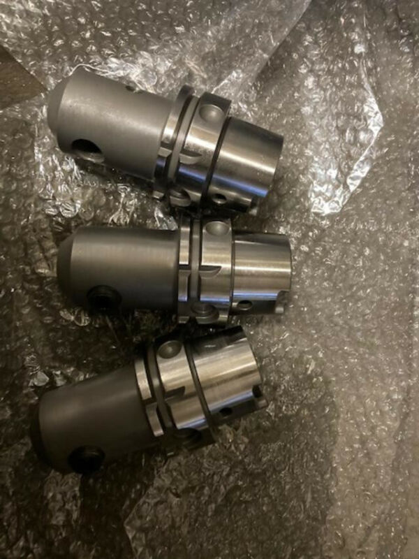 """HSK 63 TOOL TOOL HOLDERr hsk 63  cnc milling center endmill holder 1-1/4"""" x3"""